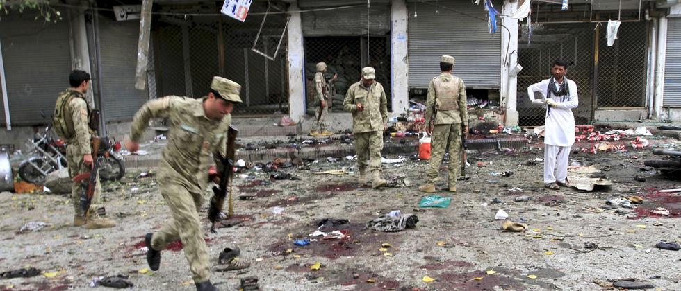 Dschalalabad Afghanistan Anschlag