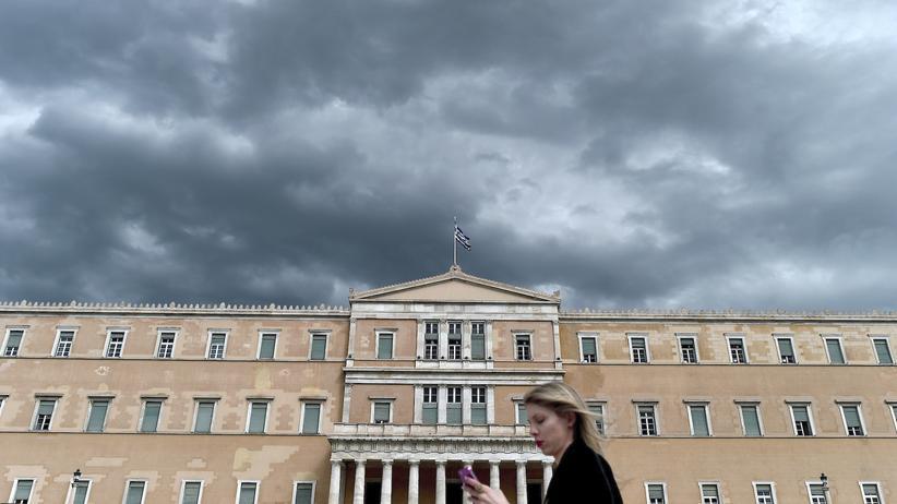 Griechenland: Regierung in Athen geht an die Reserven