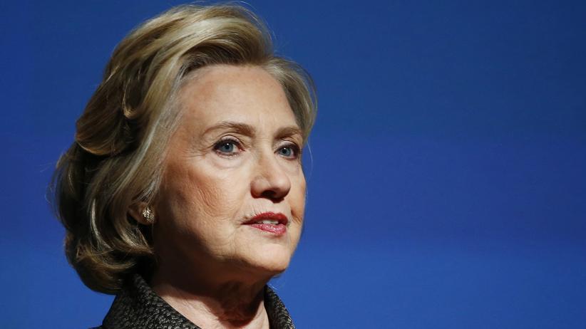 Hillary Clinton Präsidentenkandidatur USA