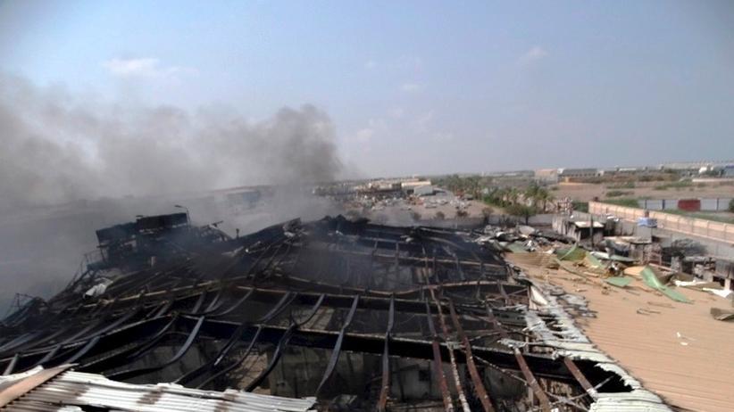 Jemen: Zahlreiche Zivilisten sterben bei Luftangriff auf Molkerei