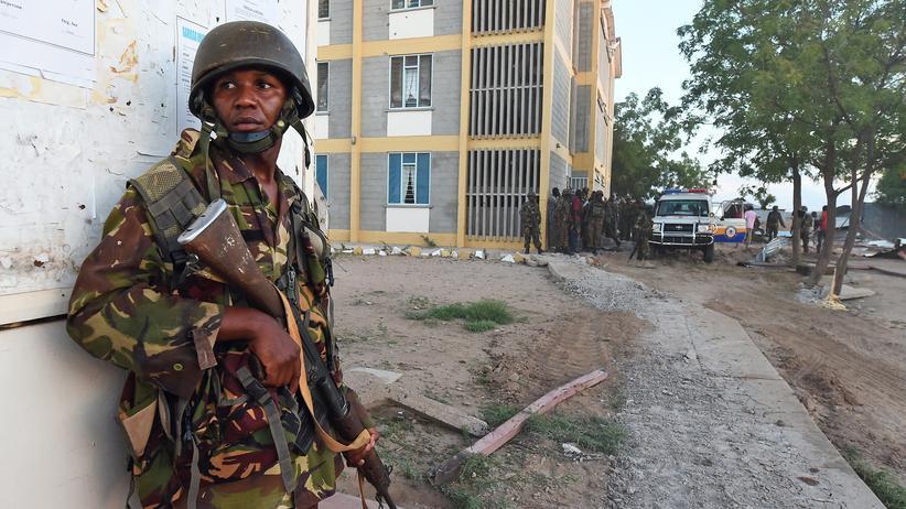 Kenia: USA und UN verurteilen Terroranschlag