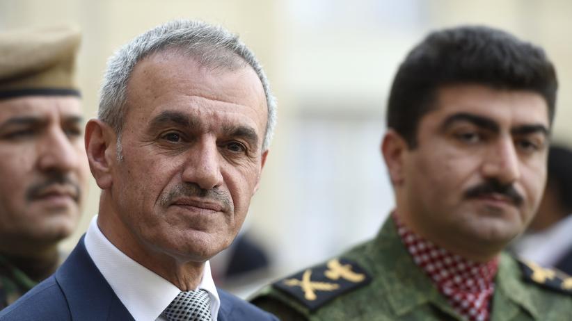 Mustafa Sajid Kadir: Politik, Mustafa Sajid Kadir, Irak, Islamischer Staat, Kurden, Krieg, Bundeswehr, Syrien, Saddam Hussein, Kurdistan, Bagdad