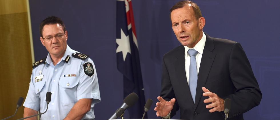 Melbourne Anschlag IS