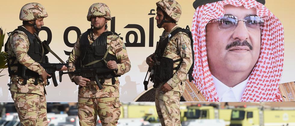 Saudi-Arabien: Kronprinz Mohammed bin Nayef