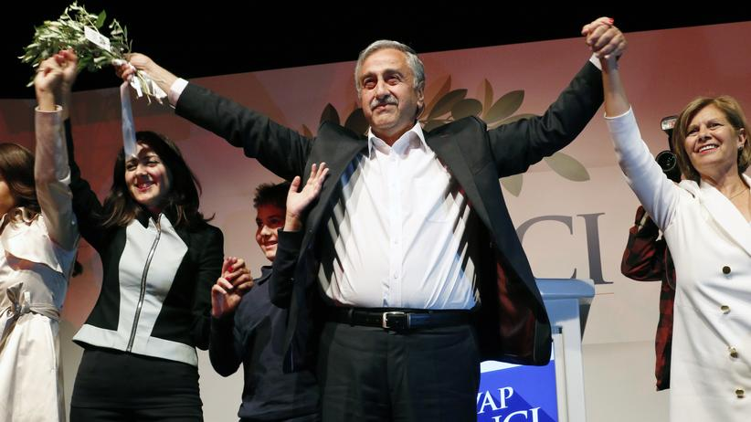 Mustafa Akinci: Der neue Präsident der Türkischen Republik Nordzypern, Mustafa Akinci