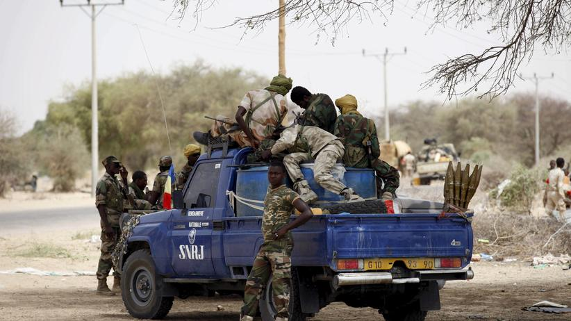 Nigeria: 200 Mädchen vor Boko Haram gerettet