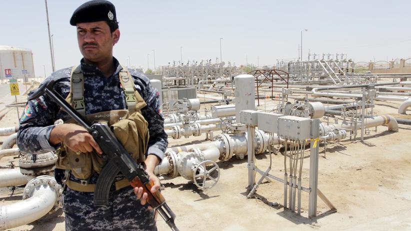 Ölfelder im Irak: Der IS verliert seine Geldquellen