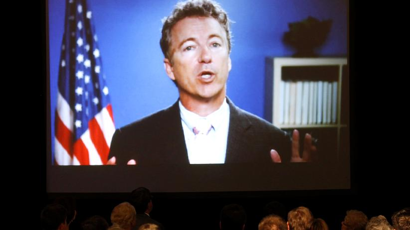 Präsidentschaftskandidat Rand Paul