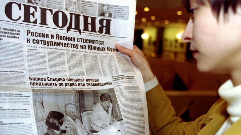Rossija Sewodnja Oles Buzina
