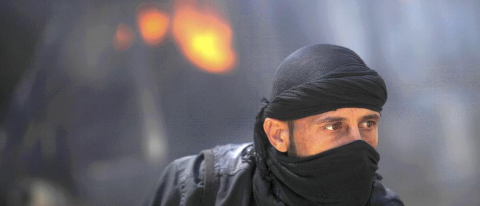 Syrien Dschihad