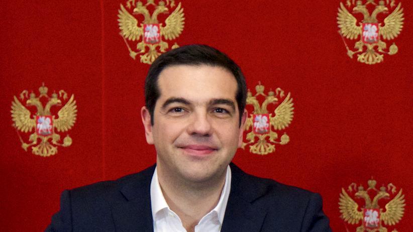 Griechenland: Tsipras empfängt Gazprom-Chef in Athen