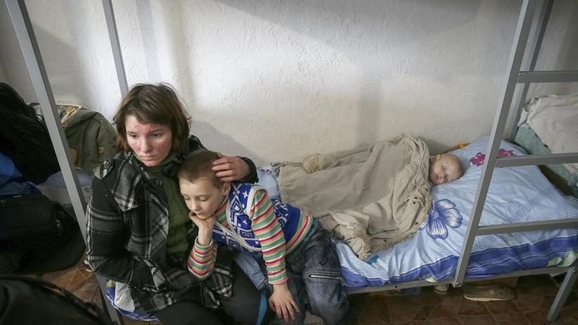 """Ukraine-Krieg: """"Jeder hat hier eine andere Wahrheit"""""""