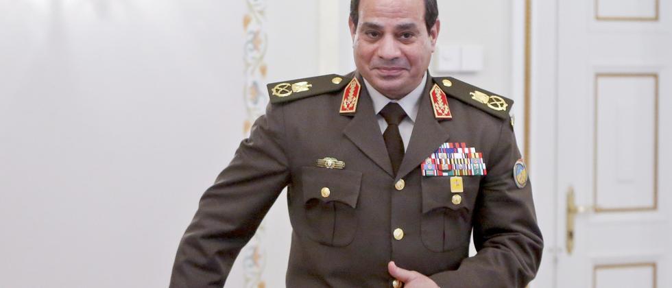Abd al-Fattah Said Husain Chalil as-Sisi