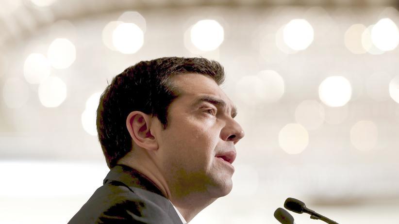 Griechenland: Tsipras zieht rote Linien