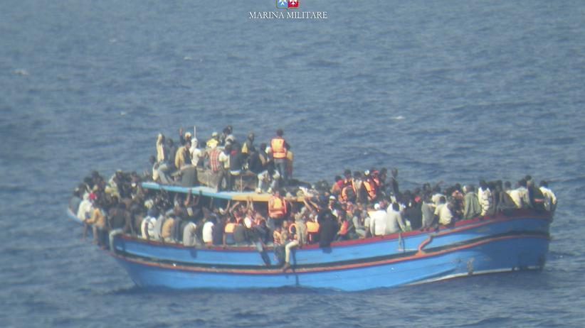 Asylpolitik: Italien will mit toten Flüchtlingen EU zum Kurswechsel zwingen