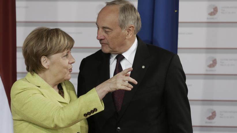 Riga: EU wirft Russland destruktive Haltung vor