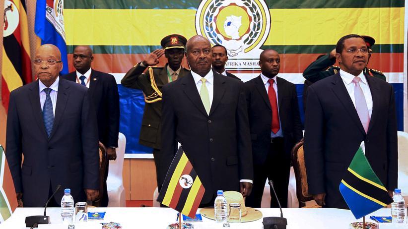 Burundi: Ostafrikanische Länder fordern Verschiebung der Wahlen