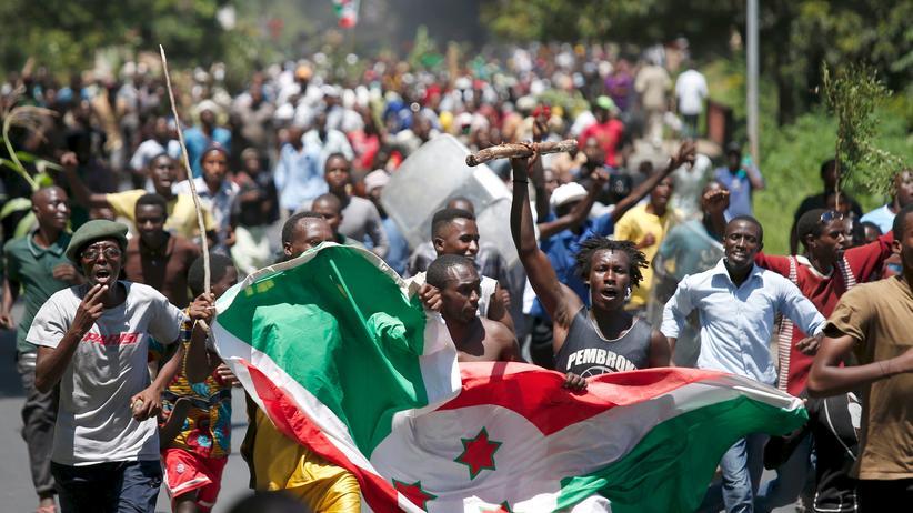 Burundi Putsch