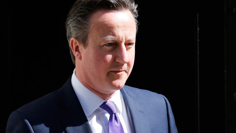 Premierminister David Cameron strebt ein frühes Referendum an