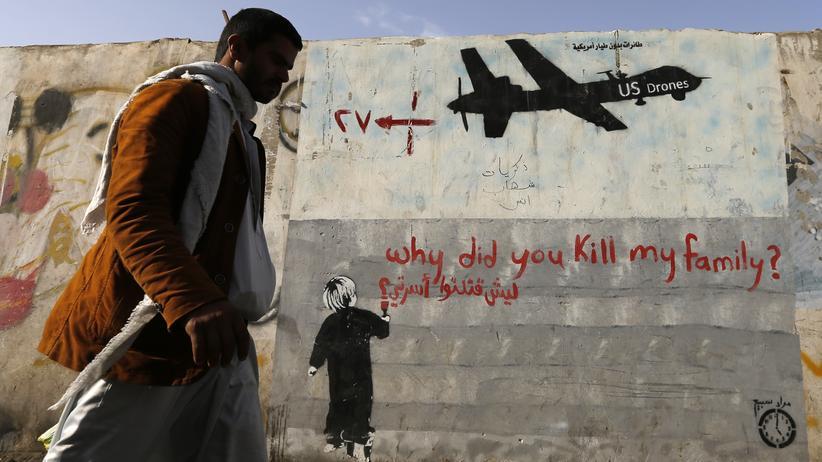 Politik, Drohnenkrieg-Prozess, Drohne, Jemen, Ramstein, USA, Bundesregierung, Verteidigungsministerium, Köln, Rheinland-Pfalz