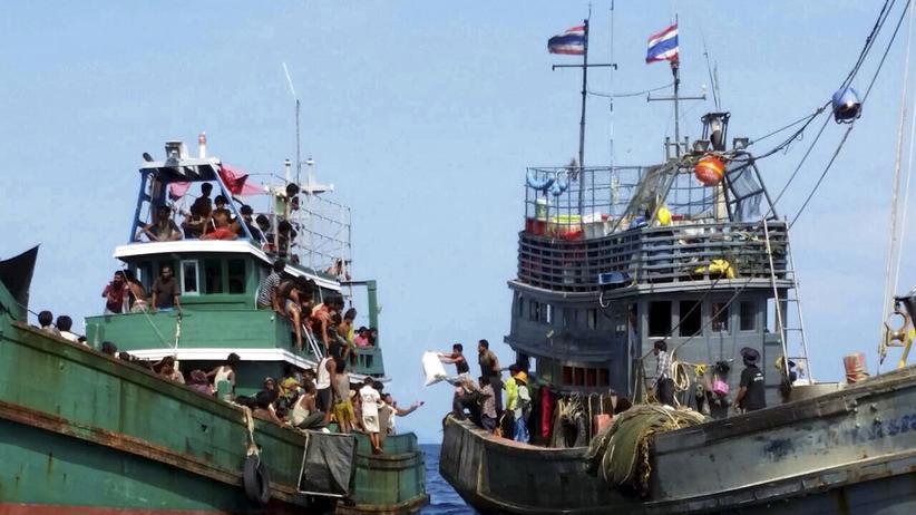 Südostasien: Malaysia und Indonesien wollen Flüchtlingen Zuflucht gewähren