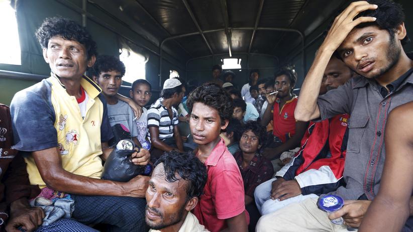 Flüchtlingskrise Malaysia Südostasien Rettung