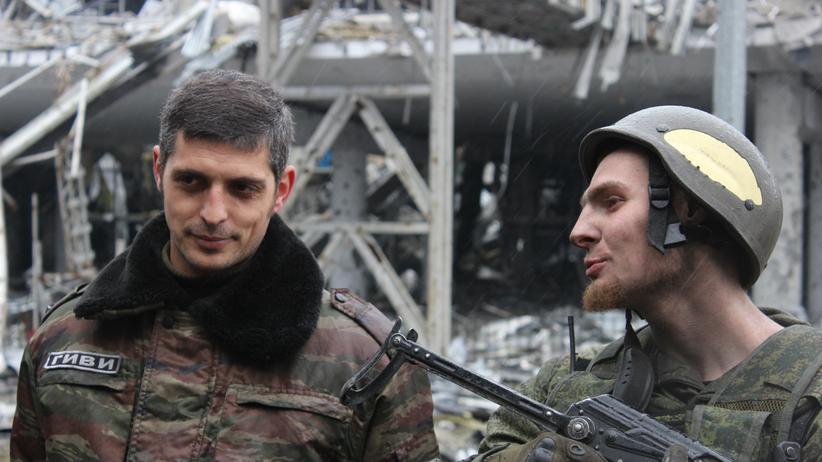 Ukraine: Der Che Guevara des Donbass
