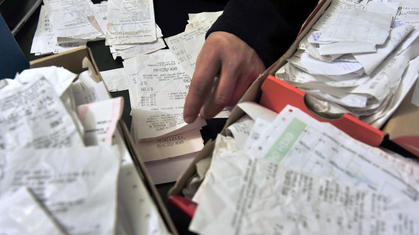 Lagarde-Liste: Griechenland lässt Steuerbetrüger entkommen