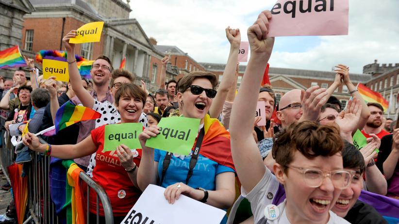 Irland stimmt für gleichgeschlechtliche Ehe