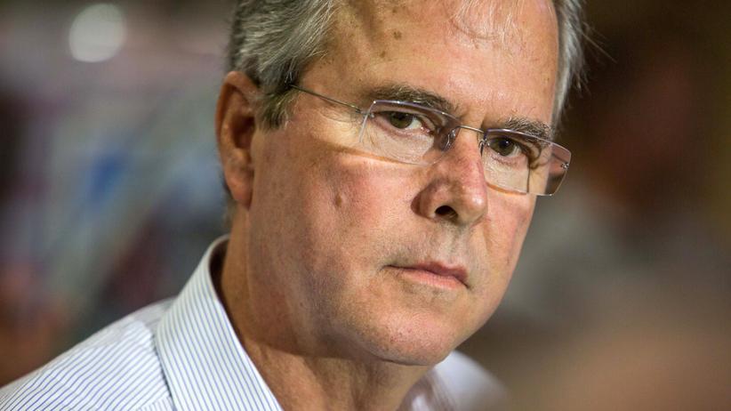 USA: Jeb Bush bezeichnet Irak-Krieg als falsch