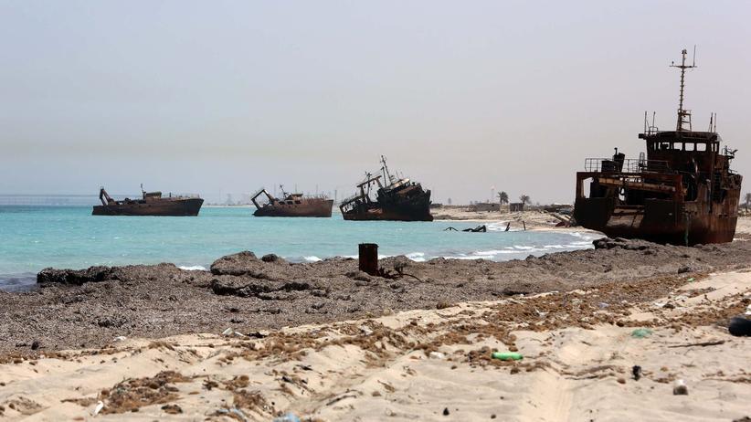 Schleuserboote: Vorsichtig mit Libyen