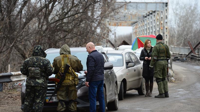 Politik, Ukraine, Krieg, Ukraine, Luhansk, Russland, Justiz