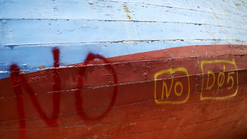 Flüchtlinge Mittelmeer EU Mogherini