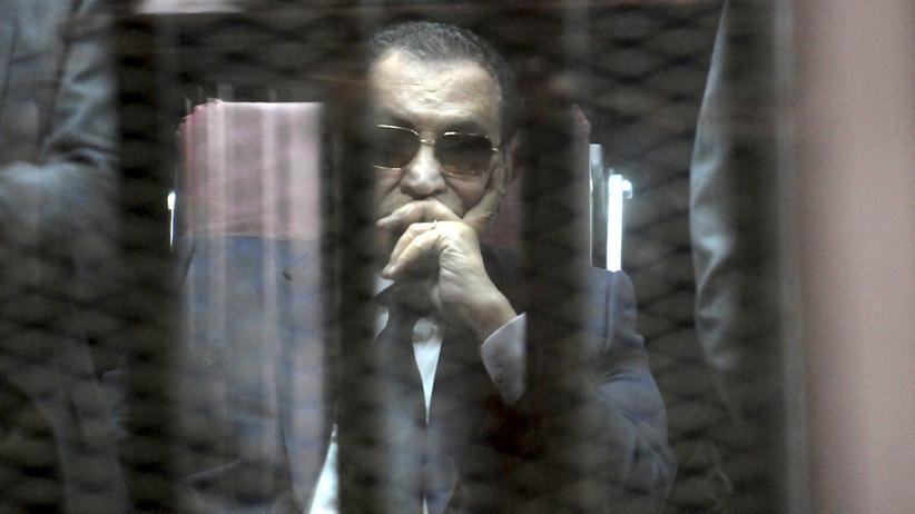 Mubarak Ägypten