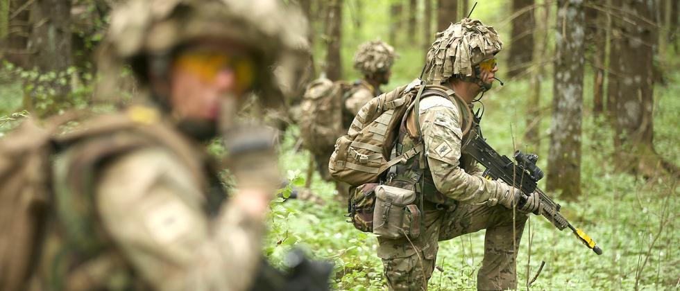 NATO Baltikum