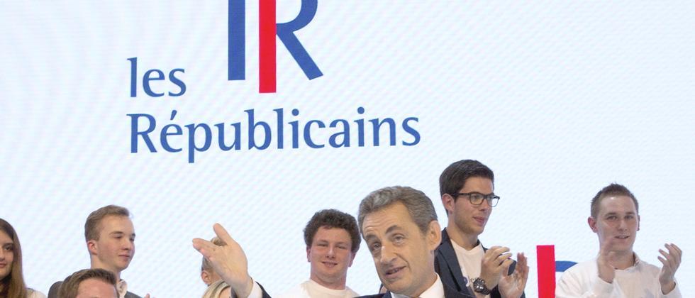 Nicolas Sarkozy Les Republicains