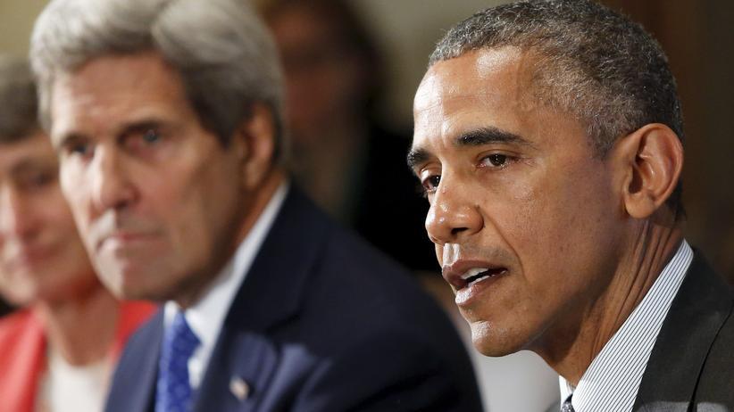 Iran-Atomabkommen: Obama bedankt sich bei Putin