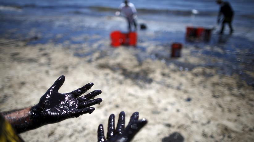 Ölpest Kalifornien