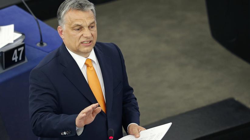 Ungarn Viktor Orbán Todesstrafe
