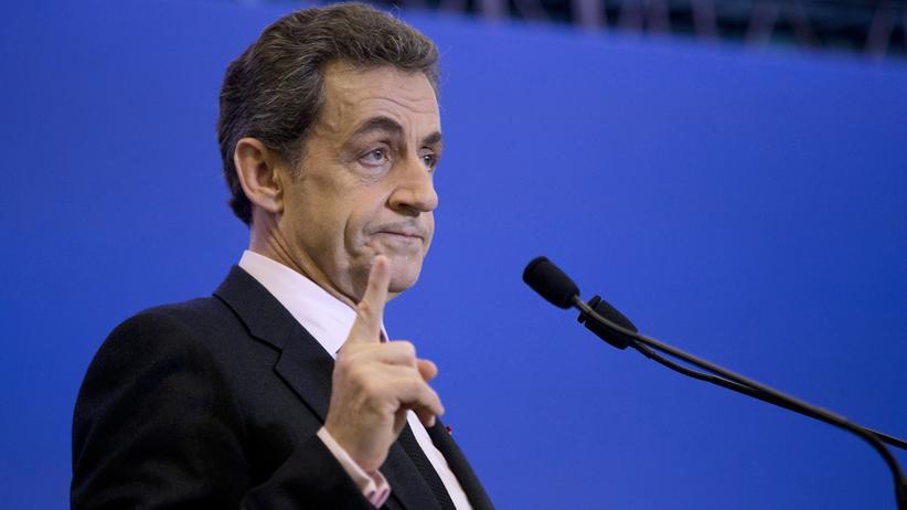 Frankreich: Frankreichs früherer Präsident Nicolas Sarkozy