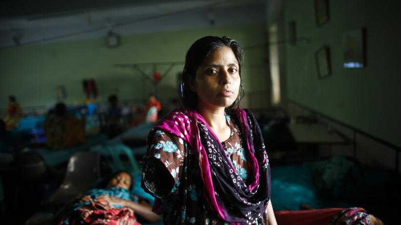 Textilfabrik Rana Plaza Bangladesch Entschädigung
