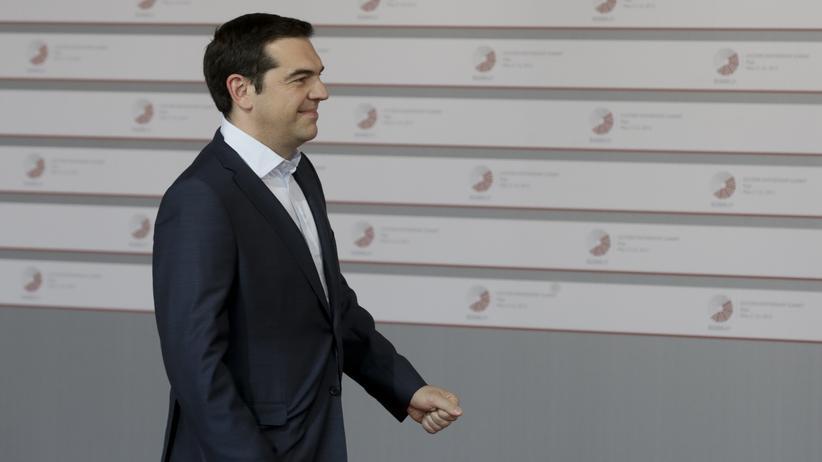 Griechenland: Tsipras hofft auf Einigung in Schuldenstreit noch im Mai