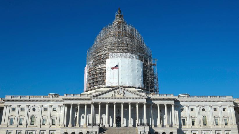 US Senat NSA Reform Washington Kapitol