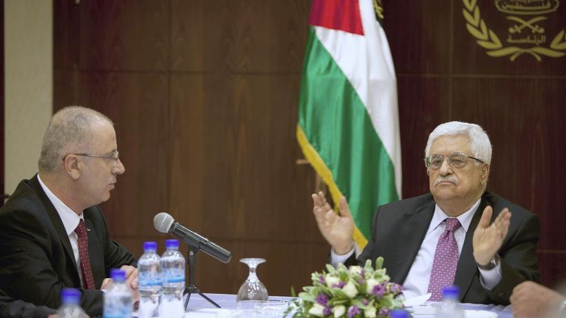 Ramallah: Palästinensische Regierung zurückgetreten