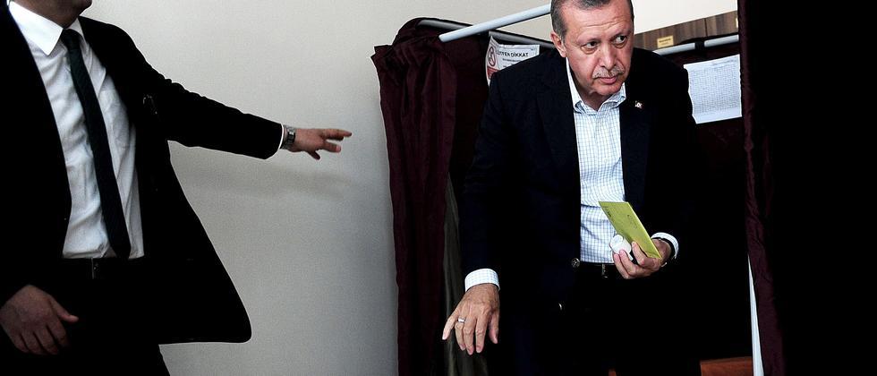 AKP Erdogan