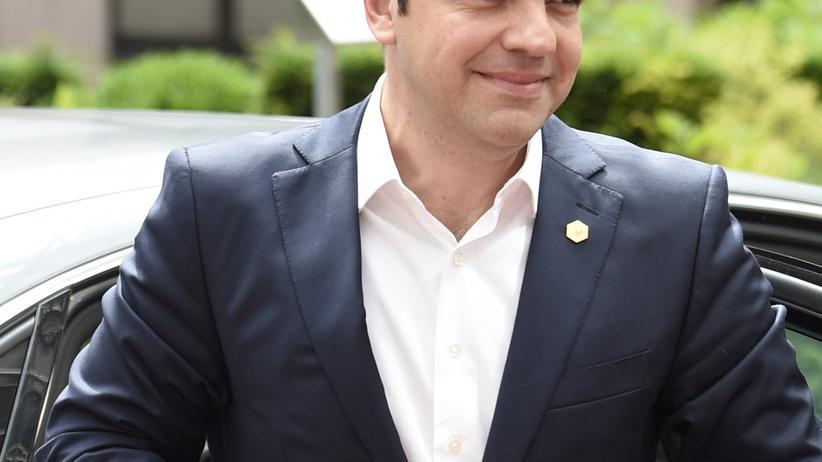 Alexis Tsipras Griechenland