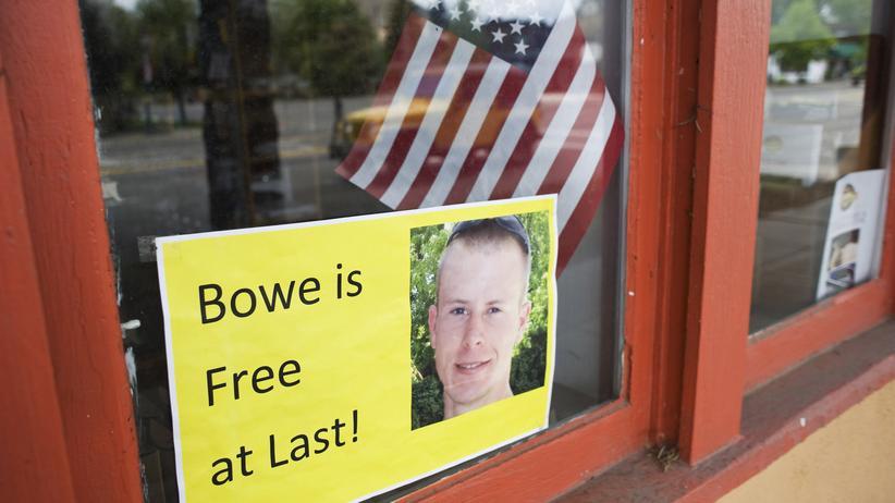Lösegeld: Der US-Soldat Bowe Berdahl
