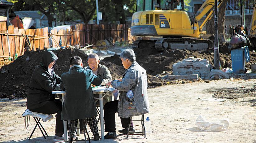 Peking: Herr Meng muss weg
