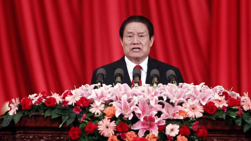 China: Lebenslange Haft für ehemaligen Sicherheitschef