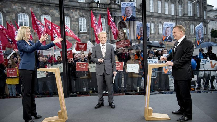 Politik, Wahl in Dänemark, Dänemark, Wahlkampf, Populismus, Kopenhagen, Wahl, Lars Løkke Rasmussen, Integration, Parteiprogramm, Religionsfreiheit
